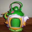 Disney Fairies Tiny Tink & Friends Tinker Bell's Pop Up Tea Kettle House Tinkerbell Loose Used