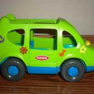 Playskool Weebles Weemobile Van Vehicle Loose Used