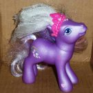 My Little Pony Crystal Bride Wysteria Hasbro 2005 2006 Loose Used