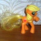 McDonald's 2011 My Little Pony Applejack Happy Meal Toy Hasbro Loose Used