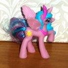 McDonald's 2011 My Little Pony Princess Celestia Happy Meal Toy Hasbro Loose Used