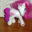 McDonald&#39;s 2005 My Little Pony Star Swirl Happy Meal Toy Hasbro Loose Used