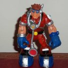 Fisher-Price Rescue Heroes #78184 Voice Tech Video Mission Rescue Heroes Matt Medic Loose Used A