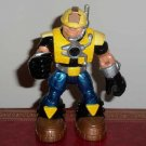 Fisher-Price Rescue Heroes #78181 Voice Tech Video Mission Jack Hammer Loose Used