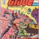 GI Joe Comics Magazine Digest #5 Marvel Comics Aug. 1987 VG