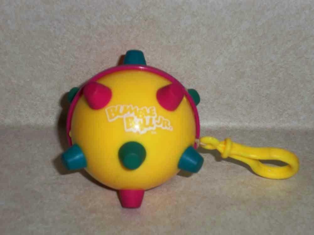 Bumble Ball Toy : Ertl bumble ball jr yellow loose used