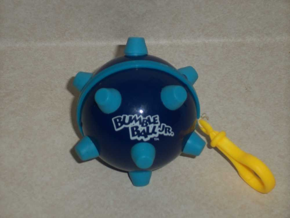 Bumble Ball Toy : Ertl bumble ball jr blue loose used