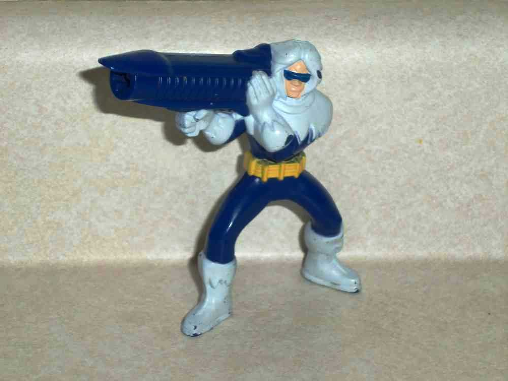 Young Justice Captain Cold Young Justice Captain Cold