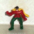 McDonald's 2011 Batman The Brave and the Bold Robin Figure Happy Meal Toy DC Loose Used