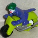 Burger King Batman Beyond J-Man Getaway Motorcycle Only Kid's Meal Toy Joker DC Loose Used