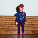 Real Ghostbusters Janine Melnitz Power Packs Series Action Figure Kenner 1990 Loose Used