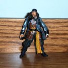 Pirates of the Caribbean Dead Man's Chest Captain Barbossa Action Figure Zizzle 2006 Loose Used