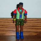 Captain Planet Kwame Action Figure Tiger Toys 1991 Loose Used
