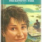 The Adventures of Huckleberry Finn Mark Twain Dalmatian Press Hardcover Book Used