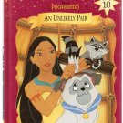 Pocahontas An Unlikely Pair Disney's Storytime Treasures Library Vol. 10  Hardcover Book Used