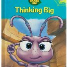 A Bug's Life Vol. #3 Thinking Big Disney Pixar Hardcover Book Used