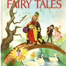 Hans Christian Andersen's Fairy Tales Hardcover Book Used