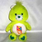 "Care Bear Do Your Best Bear 8"" Loose Used"