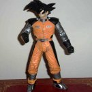"Dragon Ball Z Movie Collection 9"" Goku in Space Suit Action Figure Loose Used"