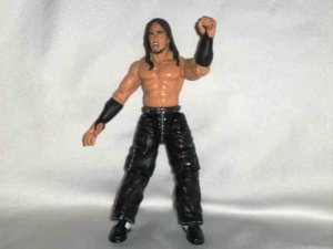 WWF Titan Tron Live Matt Hardy Action Figure Jakks Pacific WWE Wrestling Loose Used