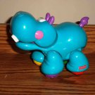 Fisher-Price Amazing Animals Hippo Mattel Used