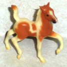 Breyer Stablemates  #59977 Pinto Trotting Foal Plastic Toy Animal Loose Used