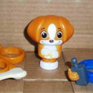 Pop on Pals Barkley the Beagle with Accessories Spin Master Magic Ladder Loose Used