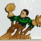 Marvel Super Hero Squad Sandman Action Figure Hasbro 2006 Spider-Man Loose Used