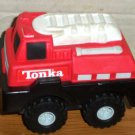 Tonka Soft Body Fire Truck with Sounds Hasbro Planet Toys 2000 Loose Used