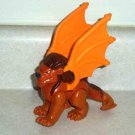 Fisher-Price #P6233 Imaginext Lion Dragon Incomplete Loose Used