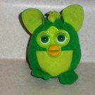 McDonald's 2000 Furby  Dinosaur No Clip Happy Meal Toy Loose Used