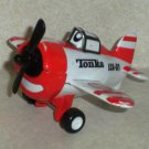 Tonka Lil' Chuck Airlines LCA-01 #1 Airplane Loose Used