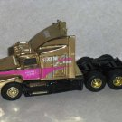 Racing Champions Excide Racing Gold Semi-Truck 1993 Loose Used