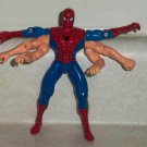 Spider-Man Animated Series Series 5 Six Arm Spider-Man Action Figure Marvel Toy Biz 1995 Loose Used