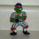 Teenage Mutant Ninja Turtles 1991 Grand Slammin' Raph Action Figure Playmates TMNT Loose Used