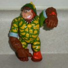 Teenage Mutant Ninja Turtles 1991 Sergeant Bananas Action Figure No Gear Playmates TMNT Loose Used