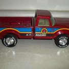 Nylint G.T. Racing Truck Red Metal Plastic Loose Used