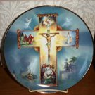 Franklin Mint Heirloom Life of Christ Collector Plate Loose Used