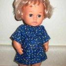 Vintage Eegee Baby Doll 13 RG Loose Used