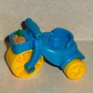 Fisher-Price Tricycle from # 74708 Little People Maggie's Little Talker Mattel 2000 Loose Used