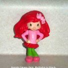 McDonald's 2010 Strawberry Shortcake Doll #5 Happy Meal Toy Loose Used