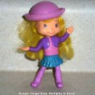McDonald's 2007 Strawberry Shortcake Angel Cake Doll Happy Meal Loose Used