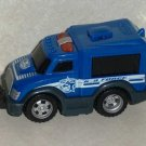 Matchbox Rescue Net K-9 Police Truck Mattel 2001 Loose Used