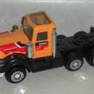 Buddy L Kenworth Orange Semi-Truck Tractor Only 1983 Loose Used