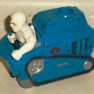 G.I. Joe Rapid Rollers Storm Shadow & Cobra H.I.S.S. Tank Hasbro 2009 Loose Used