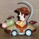 Disney Pixar Toy Story Woody Rechargeable Vehicles RC Car Only Toy Island Loose Used