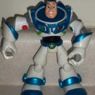 Toy Story and Beyond Star Squad Space Defender Blue Leader Buzz Lightyear Disney Hasbro Loose Used