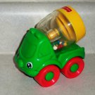 Fisher-Price #71333 Happy Cement Mixer Truck Loose Used