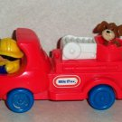 Burger King 2004 Little Tikes U3 Fire Engine Truck Loose Used