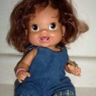 Baby Alive Baby's New Teeth Hispanic Doll Habsro 2010 Loose Used